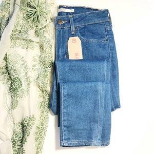 Levi's 721 High Rise Skinny Jeans 24 x 32
